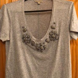 Burberry Brit decorative T-shirt top